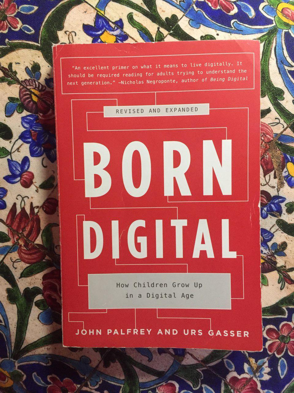 Born Digital  John Palfrey Urs Gasser