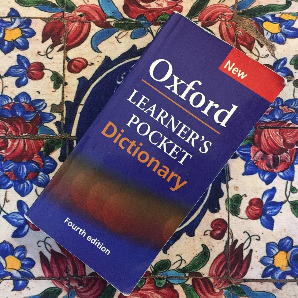 انگلیسی آکسفورد Oxford Learner's Pocket Dictionary