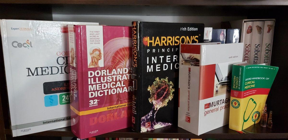 تکست پزشکی